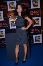 Gail Kim at TNA India tour press meet in Palladium, Mumbai on 9th Dec 2013 (30)_52a6aa8d23bb8.JPG