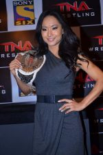 Gail Kim at TNA India tour press meet in Palladium, Mumbai on 9th Dec 2013 (33)_52a6aa8eb29da.JPG