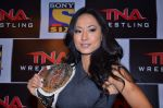 Gail Kim at TNA India tour press meet in Palladium, Mumbai on 9th Dec 2013 (34)_52a6aa8f2e28b.JPG