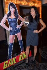Gail Kim at TNA India tour press meet in Palladium, Mumbai on 9th Dec 2013 (36)_52a6aa9011fa5.JPG