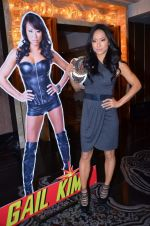 Gail Kim at TNA India tour press meet in Palladium, Mumbai on 9th Dec 2013 (37)_52a6aa9082dd2.JPG