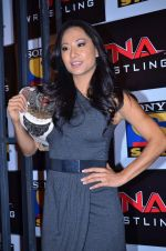 Gail Kim at TNA India tour press meet in Palladium, Mumbai on 9th Dec 2013 (46)_52a6aa94f37d6.JPG