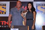 Gail Kim, Kurt Angle at TNA India tour press meet in Palladium, Mumbai on 9th Dec 2013 (59)_52a6ab426d12b.JPG