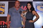 Gail Kim, Kurt Angle at TNA India tour press meet in Palladium, Mumbai on 9th Dec 2013 (61)_52a6aa9898964.JPG