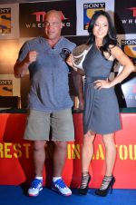 Gail Kim, Kurt Angle at TNA India tour press meet in Palladium, Mumbai on 9th Dec 2013 (74)_52a6ab4a5adb4.JPG