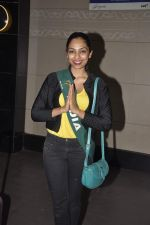 Shobhita Dhulipala Miss Earth arrives from Philippines in Mumbai Airport on 9th Dec 2013 (13)_52a6a9cf5ed42.JPG
