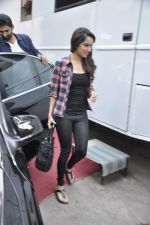 Shraddha Kapoor snapped at Filmistan on 10th Dec 2013 (19)_52a8076187b1f.JPG