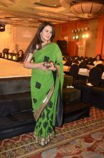 Poonam Dhillon at Rohit Verma_s show for Marigold Watches in J W Marriott, Mumbai on 11th Dec 2013 (165)_52a9cf314daa7.JPG