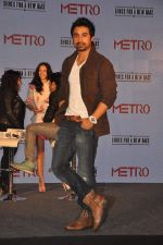 Rannvijay Singh at the launch the new range of Metro Shoes in Mumbai on 11th Dec 2013 (149)_52a9cd088d198.JPG