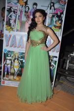 Tulsi Kumar at Yaariyan Promotions in Mithibai College, Mumbai on 11th Dec 2013 (56)_52a9d275a9692.JPG