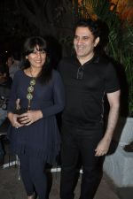 Archana Puran Singh, Parmeet Sethi at R Rajkumar success bash in Olive, Mumbai on 13th Dec 2013 (126)_52ac32fe50837.JPG