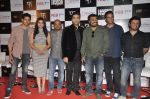 Parineeti Chopra, Siddharth Malhotra, Karan Johar, Anurag Kashyap at First Look launch of Hasee to Phasee in Mumbai on 13th Dec 2013 (12)_52ac327153b29.JPG