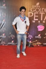 Darsheel Safary at Colors Golden Petal Awards 2013 in BKC, Mumbai on 14th Dec 2013 (88)_52ad7b195234e.JPG
