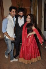 Jay Bhanushali, Mahi Vij at Sargun Mehta and Ravi Dubey