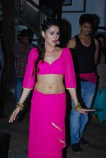 Khushboo Purohit of DID fame in a sensational item song for film Mainu Ek Ladki Chaahiye in Future Studio, Mumbai on 14th Dec 2013 (11)_52ad4dcbd3552.JPG