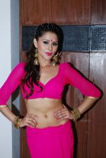 Khushboo Purohit of DID fame in a sensational item song for film Mainu Ek Ladki Chaahiye in Future Studio, Mumbai on 14th Dec 2013 (29)_52ad4dd46bf25.JPG