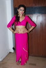 Khushboo Purohit of DID fame in a sensational item song for film Mainu Ek Ladki Chaahiye in Future Studio, Mumbai on 14th Dec 2013 (27)_52ad4dd3aa0f0.JPG