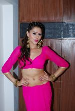 Khushboo Purohit of DID fame in a sensational item song for film Mainu Ek Ladki Chaahiye in Future Studio, Mumbai on 14th Dec 2013 (30)_52ad4dd4c392a.JPG