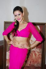 Khushboo Purohit of DID fame in a sensational item song for film Mainu Ek Ladki Chaahiye in Future Studio, Mumbai on 14th Dec 2013 (37)_52ad4dd755b35.JPG