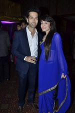 Nakuul Mehta at Sargun Mehta and Ravi Dubey_s wedding bash in The Club, Mumbai on 13th Dec 2013 (4)_52ad792ccbbc3.JPG