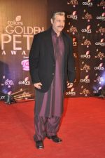 Puneet Issar at Colors Golden Petal Awards 2013 in BKC, Mumbai on 14th Dec 2013 (179)_52ad7cc99d8c9.JPG