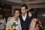 Rahul Mahajan at at Sargun Mehta and Ravi Dubey