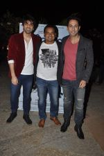 Sumit Suri at Babloo Happy Hain music launch in Sun N Sand, Mumbai on 16th Dec 2013 (109)_52b043b5623b1.JPG