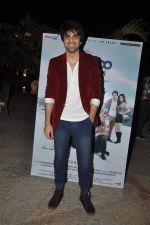 Sumit Suri at Babloo Happy Hain music launch in Sun N Sand, Mumbai on 16th Dec 2013 (30)_52b043b342ff3.JPG