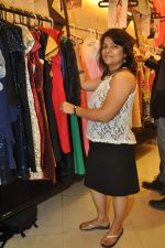 at Yellow Couture store in Lokhandwala, Mumbai on 16th Dec 2013
