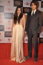 Mrinalini Sharma at Big Star Awards red carpet in Andheri, Mumbai on 18th Dec 2013 (171)_52b2d3888f560.JPG