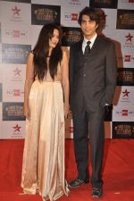 Mrinalini Sharma at Big Star Awards red carpet in Andheri, Mumbai on 18th Dec 2013 (172)_52b2d388eed80.JPG