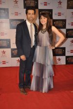 Nakuul Mehta at Big Star Awards red carpet in Andheri, Mumbai on 18th Dec 2013 (297)_52b2d391c961a.JPG