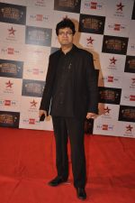 Parsoon Joshi at Big Star Awards red carpet in Andheri, Mumbai on 18th Dec 2013 (283)_52b2d39a69c7b.JPG