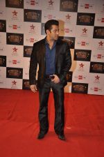 Salman Khan at Big Star Awards red carpet in Andheri, Mumbai on 18th Dec 2013 (4)_52b2d41a2305b.JPG
