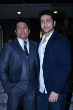 Shekhar Suman, Adhyayan Suman at the launch of Heartless music in Mumbai on 18th Dec 2013 (7)_52b2c152b5200.JPG