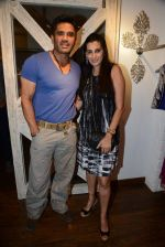 Sunil Shetty, Mana Shetty at Bandra 190 store launch in Bandra, Mumbai on 18th 2013 (128)_52b2cf1b8462a.JPG