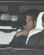 Sachin Tendulkar at Dhoom 3 Screening in Yashraj, Mumbai on 19th Dec 2013