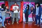 Sidharth Malhotra at Hasee Toh Phasee promotions in Cinemax, Mumbai on 19th Dec 2013 (82)_52b3af0e75aac.JPG