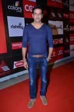 Anup Soni at CCL new season red carpet in Grand Hyatt, Mumbai on 20th Dec 2013 (191)_52b544c0056ea.JPG