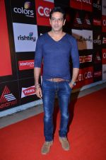 Anup Soni at CCL new season red carpet in Grand Hyatt, Mumbai on 20th Dec 2013