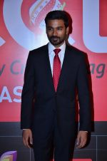 Dhanush at CCL new season red carpet in Grand Hyatt, Mumbai on 20th Dec 2013