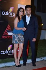 Genelia Deshmukh, Ritesh Deshmukh at CCL new season red carpet in Grand Hyatt, Mumbai on 20th Dec 2013