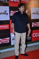 Mahesh Manjrekar at CCL new season red carpet in Grand Hyatt, Mumbai on 20th Dec 2013 (29)_52b5457d1e1d9.JPG