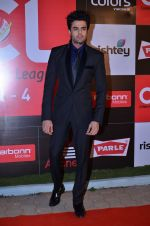 Manish Paul at CCL new season red carpet in Grand Hyatt, Mumbai on 20th Dec 2013