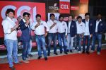 Manoj Tiwari at CCL new season red carpet in Grand Hyatt, Mumbai on 20th Dec 2013