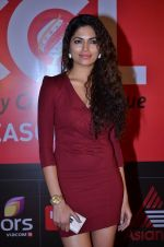 Parvathy Omanakuttan at CCL new season red carpet in Grand Hyatt, Mumbai on 20th Dec 2013