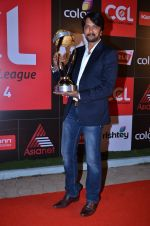 Sudeep at CCL new season red carpet in Grand Hyatt, Mumbai on 20th Dec 2013 (121)_52b5464d019ef.JPG