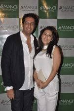 Sulaiman Merchant at Le Mangi launch in Lower Parel, Mumbai on 20th Dec 2013