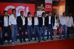 Sunil Shetty, Aftab Shivdasani, Sonu Sood at CCL new season red carpet in Grand Hyatt, Mumbai on 20th Dec 2013
