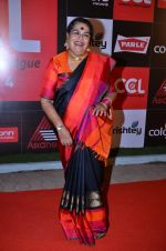 Usha Uthup at CCL new season red carpet in Grand Hyatt, Mumbai on 20th Dec 2013